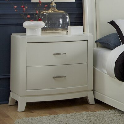 Liberty Furniture Avalon 2 Drawer Nightst..