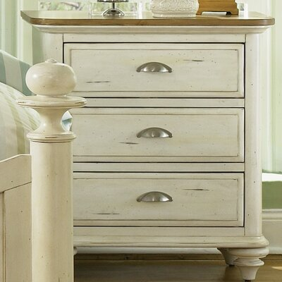 Bay Isle Home Sutera 3 Drawer Bachelor's Ch..