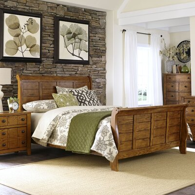 Liberty Furniture Sleigh Bed