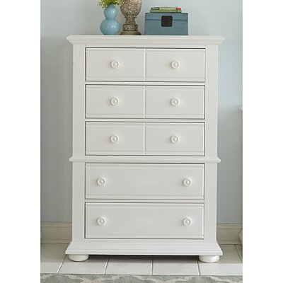 Liberty Furniture 5 Drawer Dresser