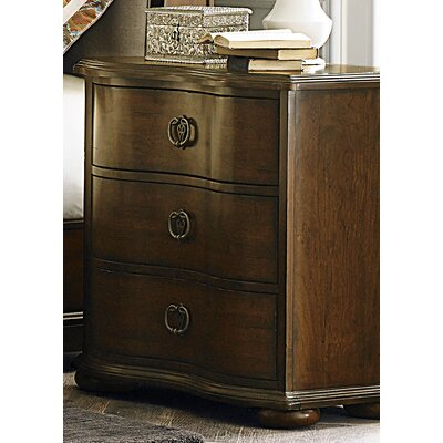 Astoria Grand Caudalie 3 Drawer Bachelor's Chest