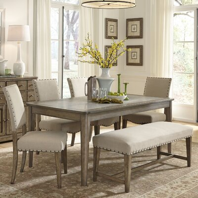 Liberty Furniture Weatherford Leg Dining Table