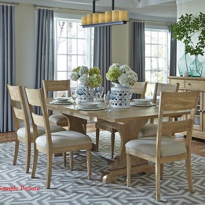 Liberty Furniture Trestle Dining Table