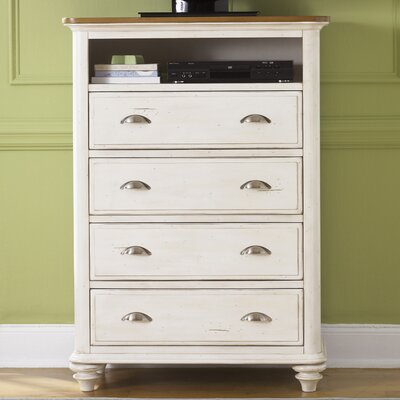 Liberty Furniture 4 Drawer Media Chest