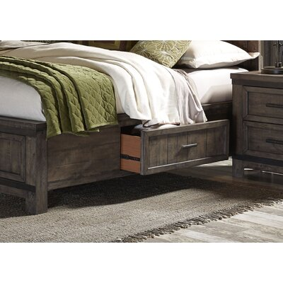 Liberty Furniture Sided Storage Rails Image