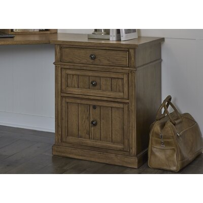 Darby Home Co Applebaum 3 Drawer File ..