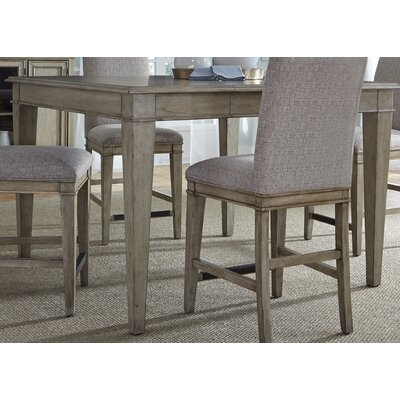 Lark Manor Maelys Counter Height Extendable Dining Table