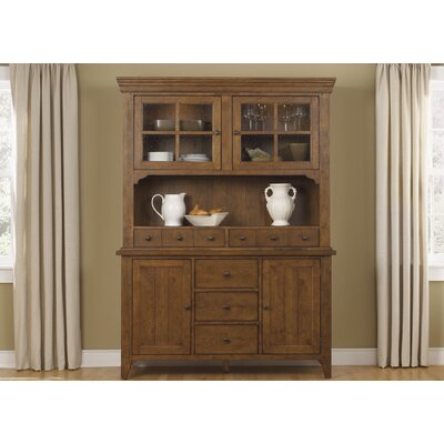 Liberty Furniture Hearthstone China Cabinet