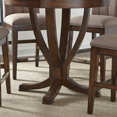 Three Posts Birch Creek Counter Height Dining Table Base