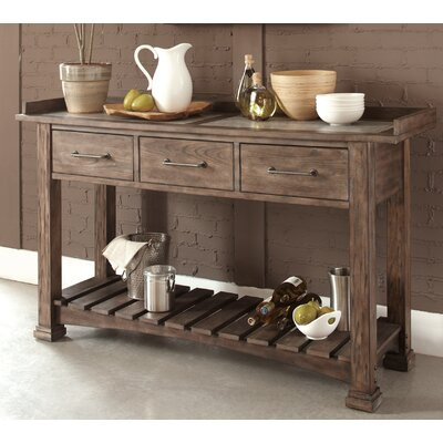 Liberty Furniture Console Table