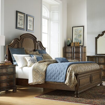 Liberty Furniture Tuscan Valley Panel Bed
