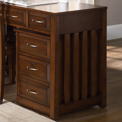 Liberty Furniture 2-Drawer Mobile File Cabinet