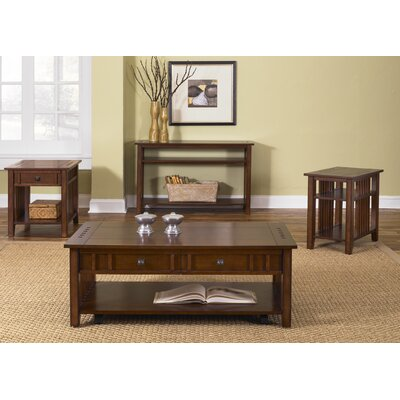 Liberty Furniture Prairie Hills Coffee Table Set