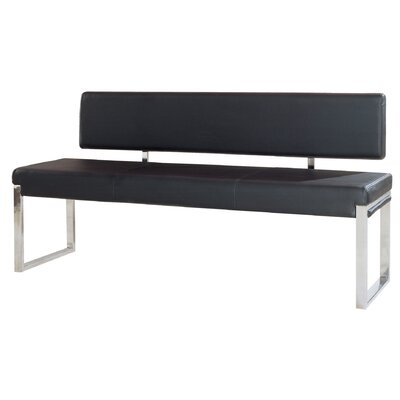Diamond Sofa Knox Upholstered Bedroom Bench