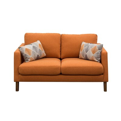 Diamond Sofa Keppel Solid Loveseat
