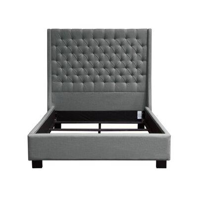 Diamond Sofa Park Avenue Upholstered Platform Bed