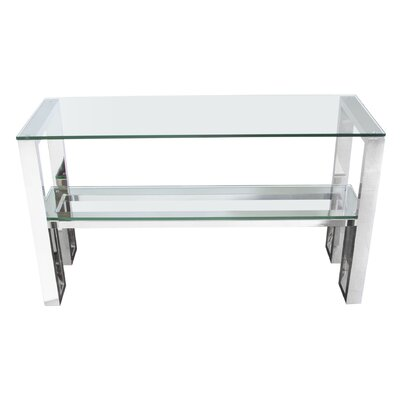 Diamond Sofa Carlsbad Console Table