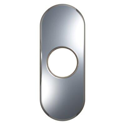 Vigo Bathroom Faucets vigo bathroom faucet 4-in. deck plate escutcheon, & reviews | wayfair