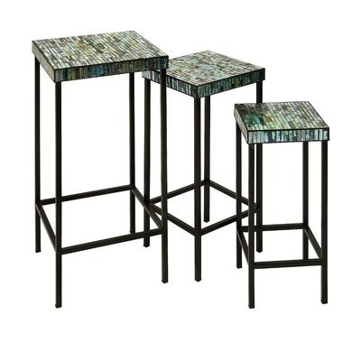 IMAX Aramis Mosaic End Table