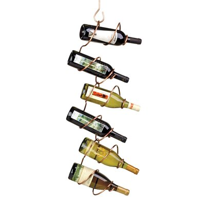 Oenophilia Climbing Tendril 6 Bottle Hanging Win..