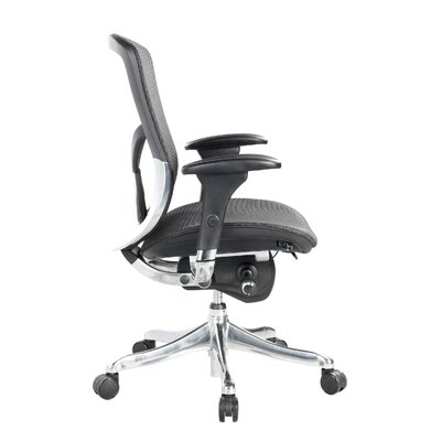 Eurotech Seating Fuzion Luxury Mid-Back Executive Chair