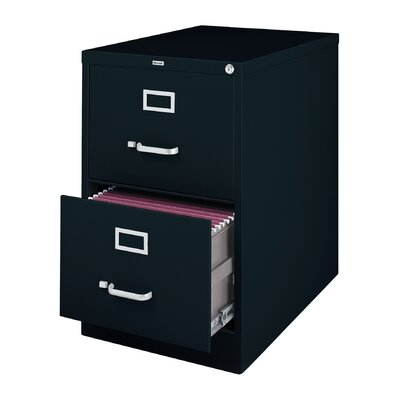 CommClad 2 Drawer Commercial Letter Size File Cabinet