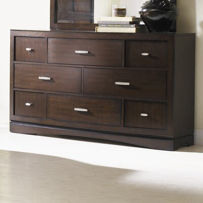 Najarian Furniture Key West 8 Drawer Dresser