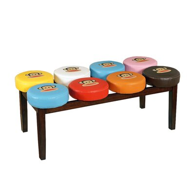 Najarian Furniture Paul Frank Marshmallow Bench