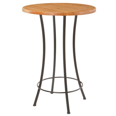 Stone County Ironworks Bistro Pub Table