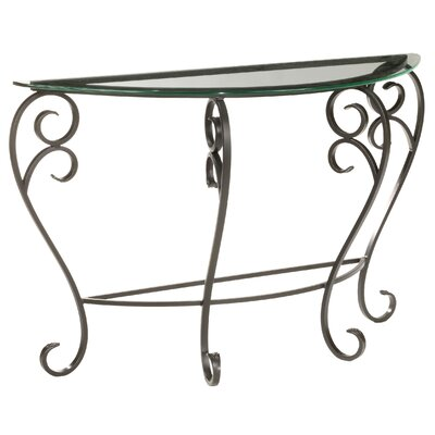 Stone County Ironworks Stratford Foyer Table