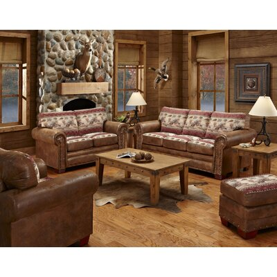 American Furniture Classics Deer Valley 4 Piece ..