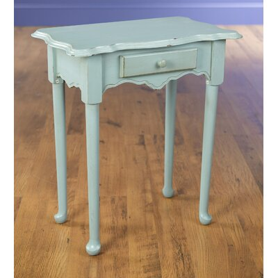 AA Importing 1 Drawer End Table