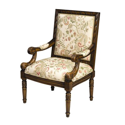 AA Importing Fabric Arm Chair
