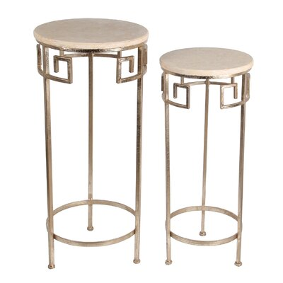 Mercer41 Calume 2 Piece Nesting Tables