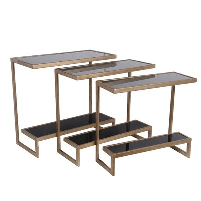 Mercer41 Nash 3 Piece Nesting Tables