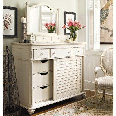Paula Deen Home The Bag Lady's 6 Drawer Dresser