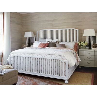 Paula Deen Home Dogwood Panel Customizable Bedroom Set