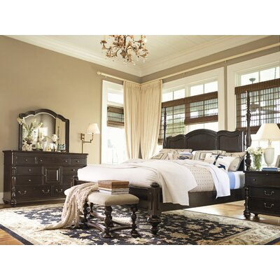 Paula Deen Home Savannah Poster Customizable Bedroom Set