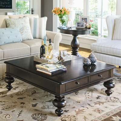 Paula Deen Home Paula Deen Home Put Your Feet Up Coffee Table with Lift Top