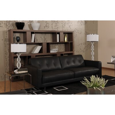 Sofas to Go Lincoln Leather Sofa