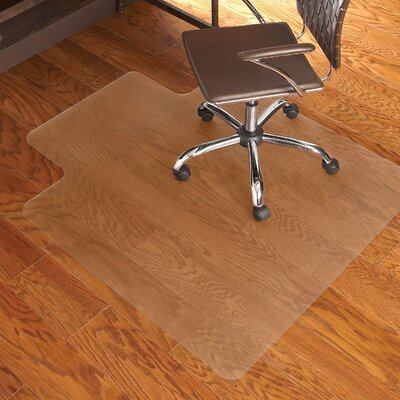 es robbins everlife hard floor office chair mat & reviews | wayfair