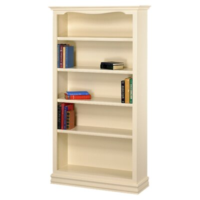 A&E Wood Designs Cape Cod Standard Bookcase