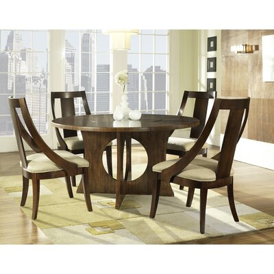 Somerton Dwelling Manhattan 5 Piece Dining Set