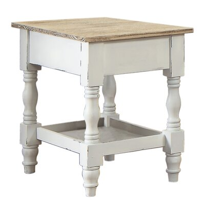 August Grove Tayler Chairside Table