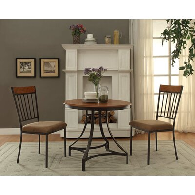 Anthony California 3 Piece Dining Set