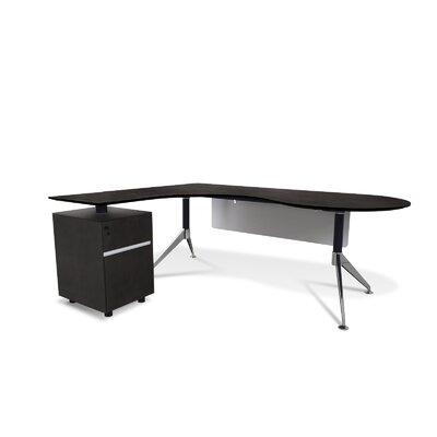 Unique Furniture 300 Executive Teardrop D..