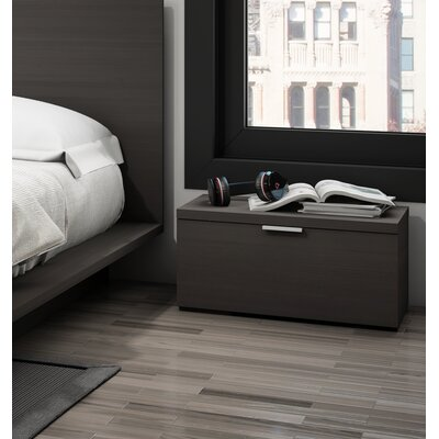 Stellar Home Furniture Modena 1 Drawer Nightstand