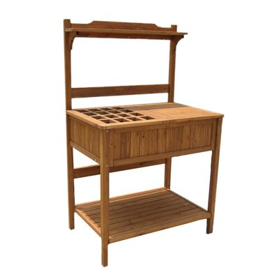 - Atlantic Outdoor Wood Storage Bench & Reviews Wayfair