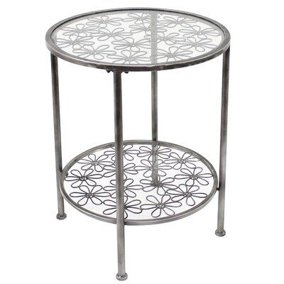 Crestview Collection Addison End Table