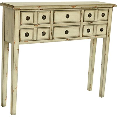 Crestview Collection Newcastle Console Table